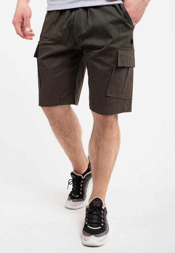 мужские повседневные шорты intruder, хаки