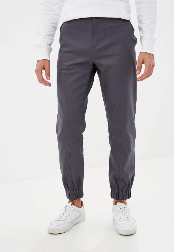 мужские брюки by, серые