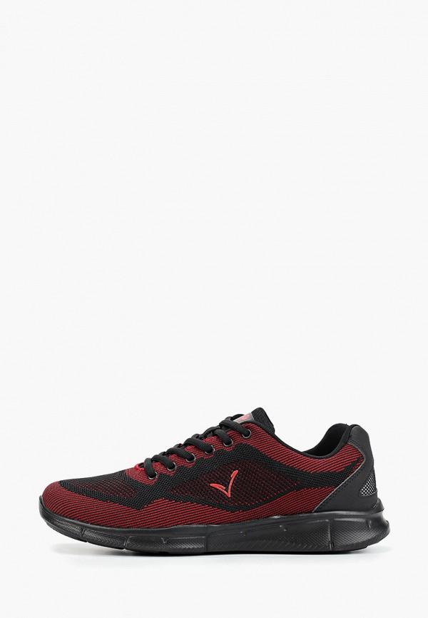 мужские кроссовки timejump, красные