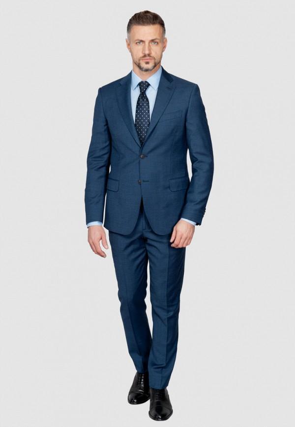 мужской костюм gregory arber, синий