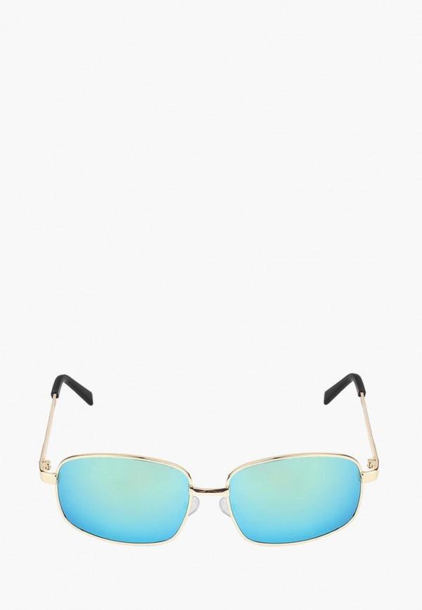 мужские солнцезащитные очки pretty mania, золотые