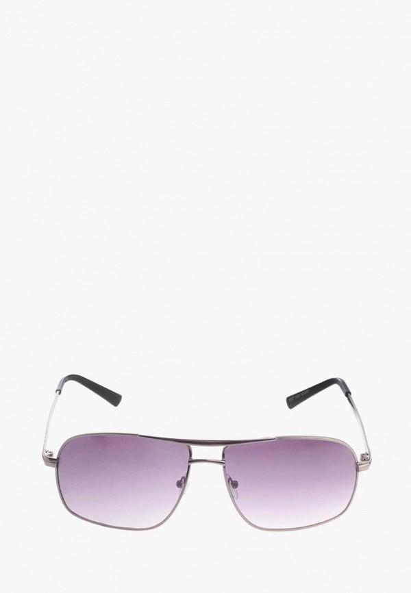 мужские солнцезащитные очки pretty mania, серебряные