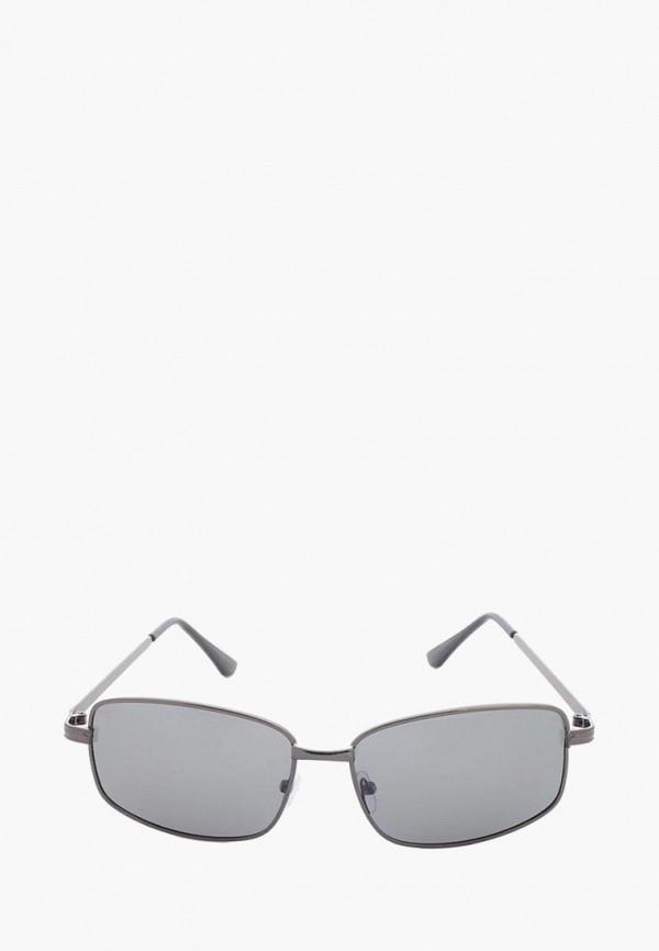 мужские солнцезащитные очки pretty mania, серые
