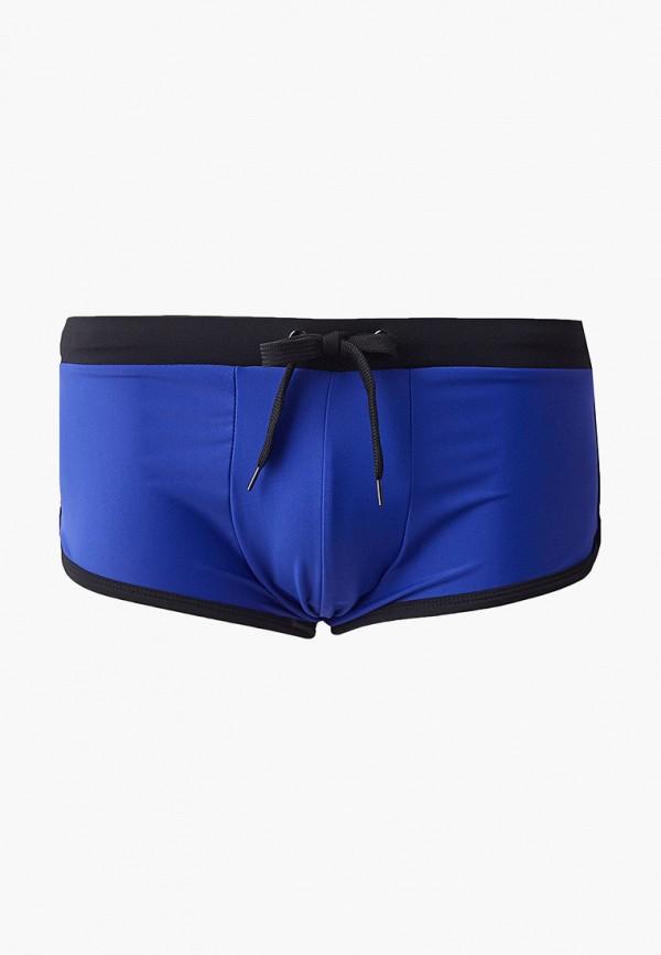 мужские плавки uomo fiero, синие