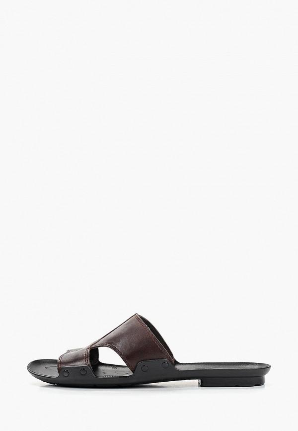 мужские сандалии dino ricci, коричневые