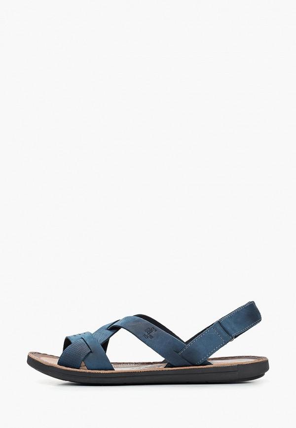 мужские сандалии dino ricci, синие