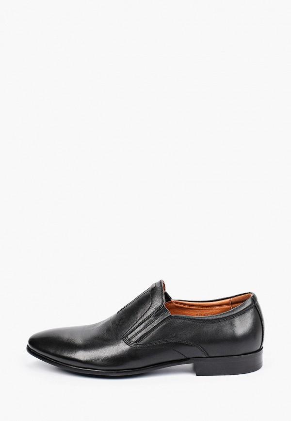 мужские туфли rossini roberto, черные