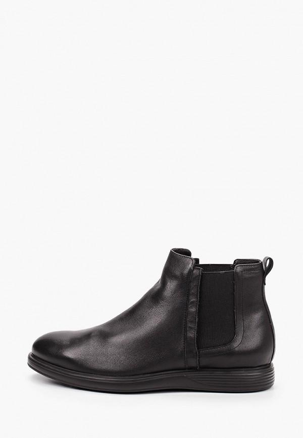 мужские ботинки-челси mascotte, черные