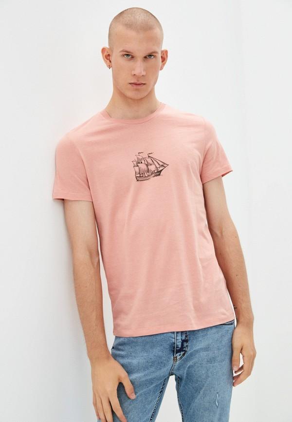 мужская футболка с коротким рукавом colin's