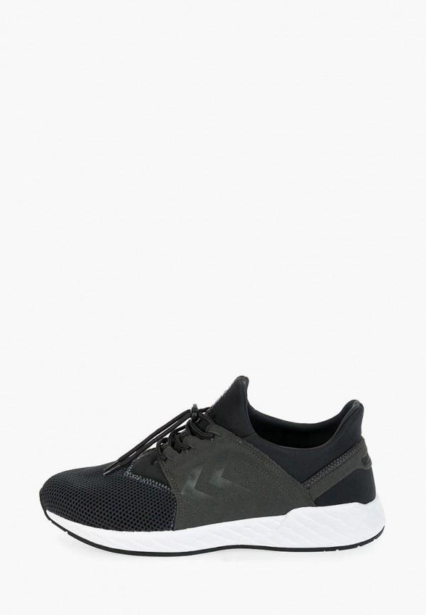 мужские кроссовки hummel, черные