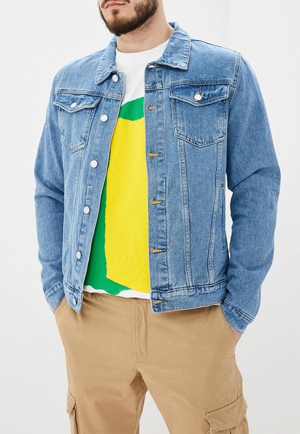Куртка джинсовая Befree Befree MP002XM23FPZ куртка джинсовая befree befree be031emazxf3