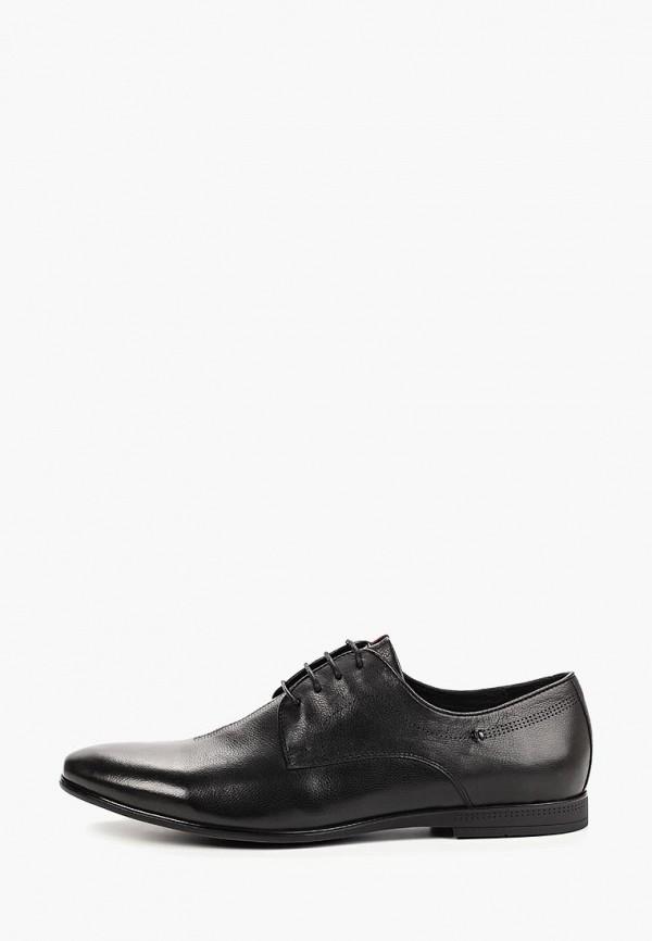 мужские туфли kruzo, черные