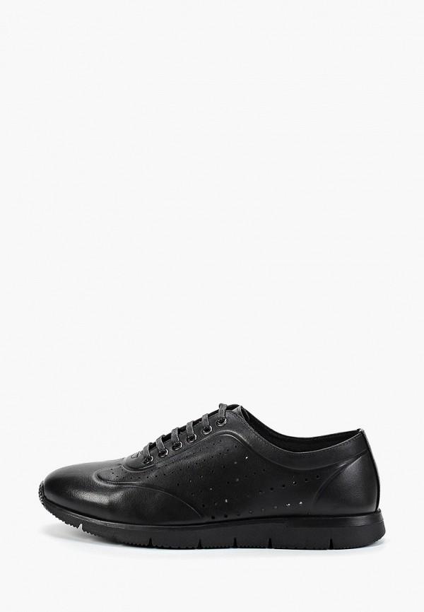 мужские кроссовки franco bellucci, черные