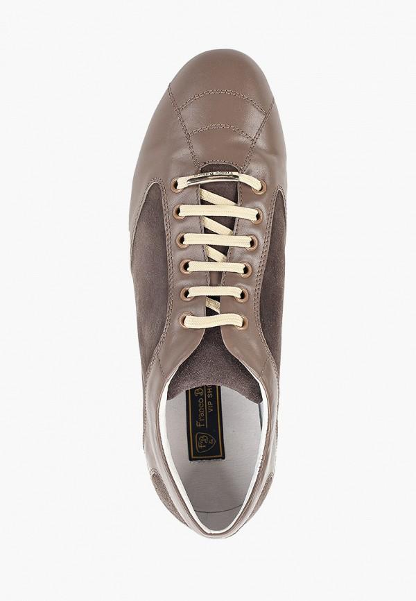 Кроссовки Franco Bellucci цвет бежевый  Фото 4