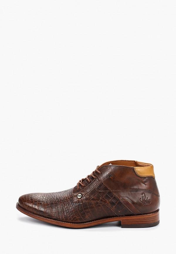 мужские ботинки rehab, коричневые