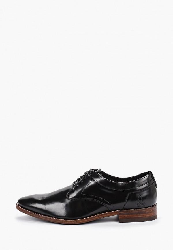 мужские туфли rehab, черные