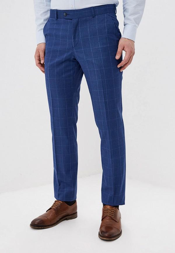 мужские классические брюки absolutex, синие