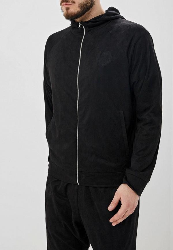 мужская толстовка forward, черная