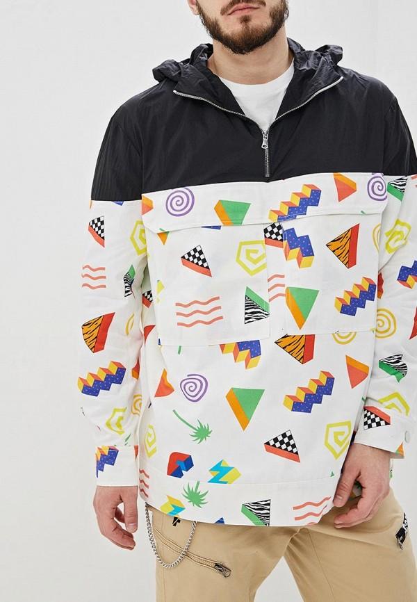 мужская ветровка forward, разноцветная