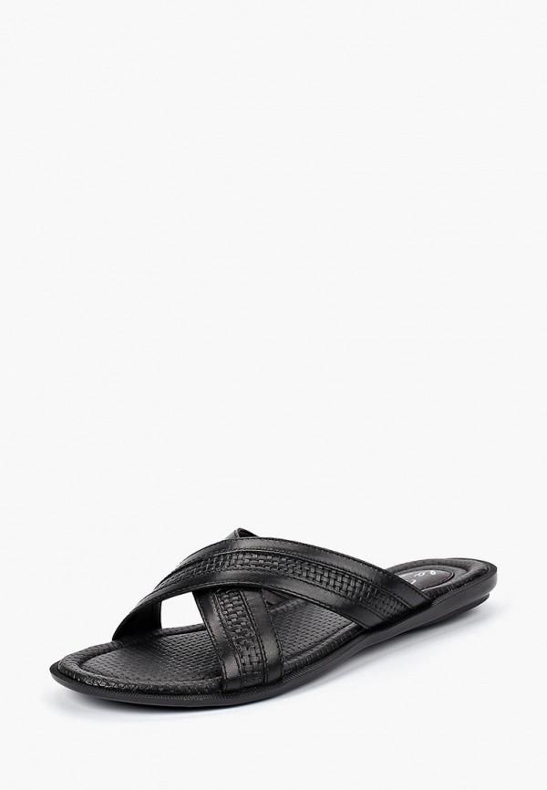 мужские сандалии la biali, черные