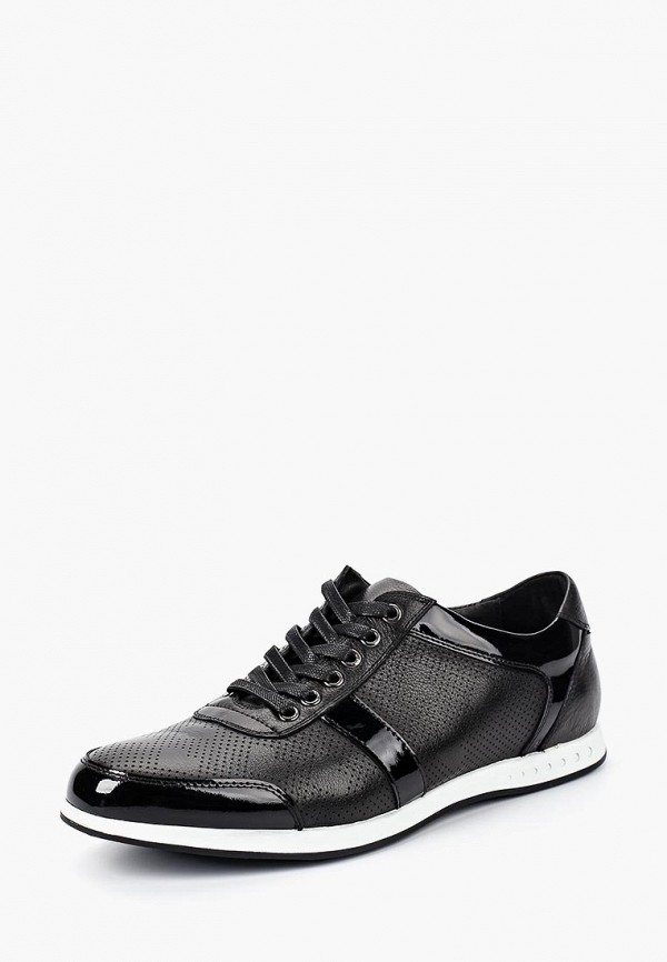мужские кроссовки la biali, черные