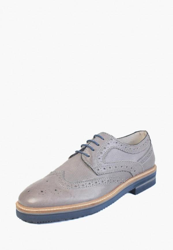 мужские туфли airbox, серые