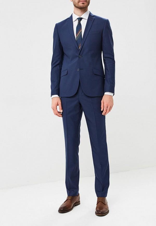 мужской костюм laconi, синий