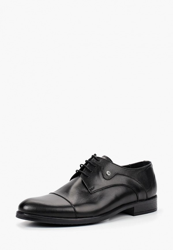 Купить Туфли Alessio Nesca, MP002XM23Q59, черный, Осень-зима 2018/2019