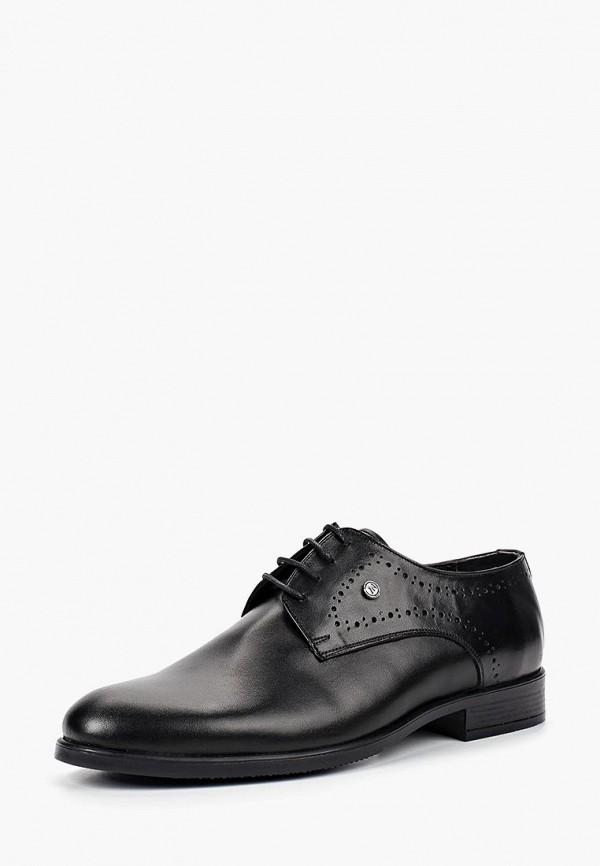Купить Туфли Alessio Nesca, MP002XM23Q5A, черный, Осень-зима 2018/2019
