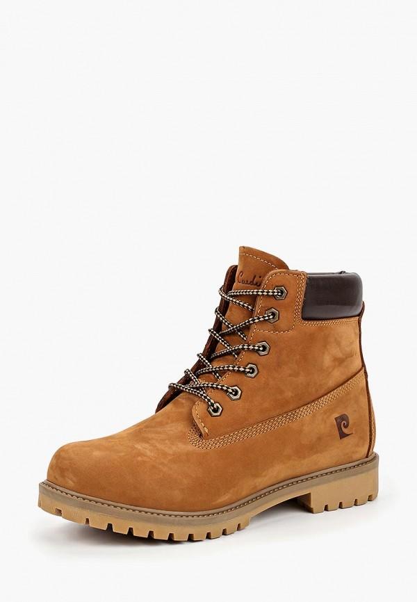Ботинки Pierre Cardin Pierre Cardin MP002XM23Q5G сумка pierre cardin pdb239122a pdb239122g 2015