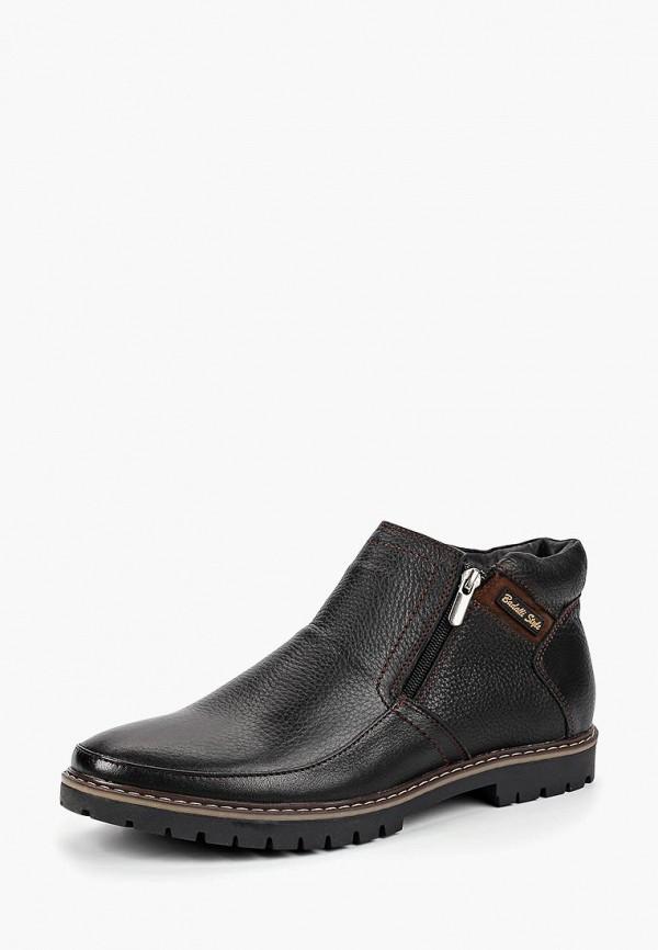Купить Ботинки Badalli, mp002xm23q5j, черный, Осень-зима 2018/2019