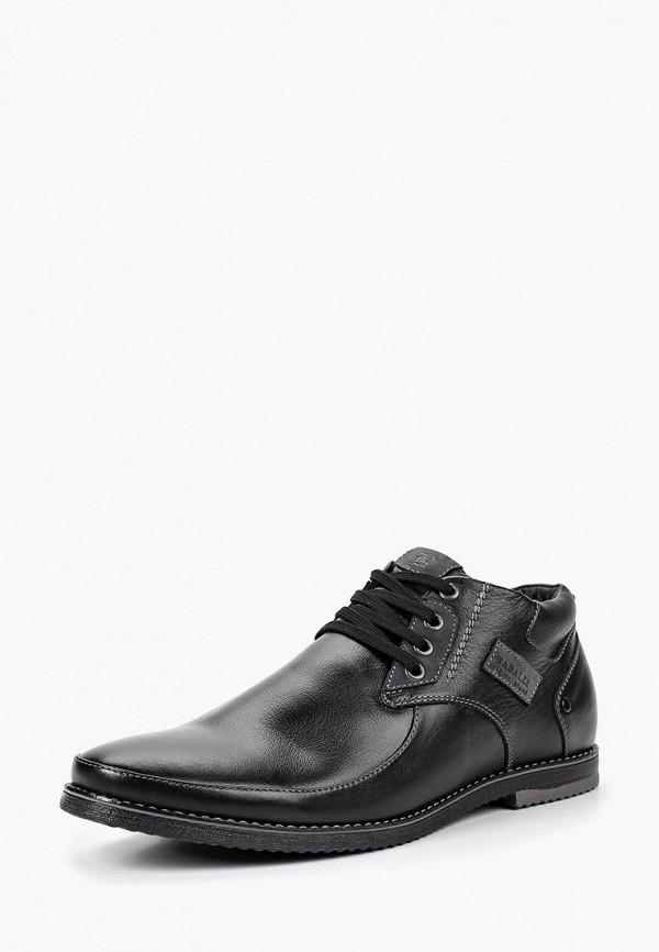 мужские ботинки badalli, черные