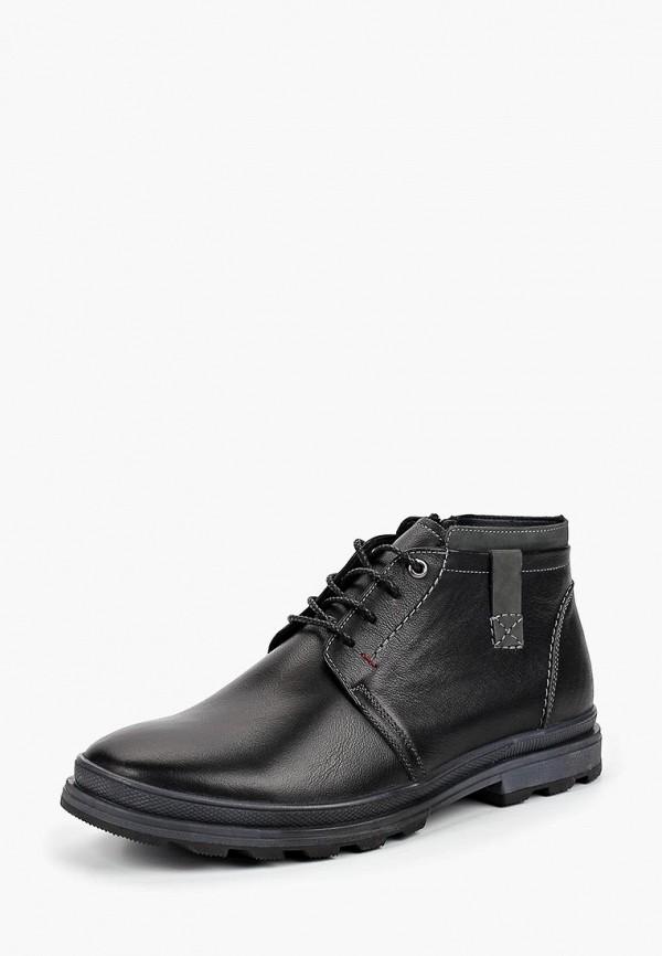 мужские ботинки briotti, черные