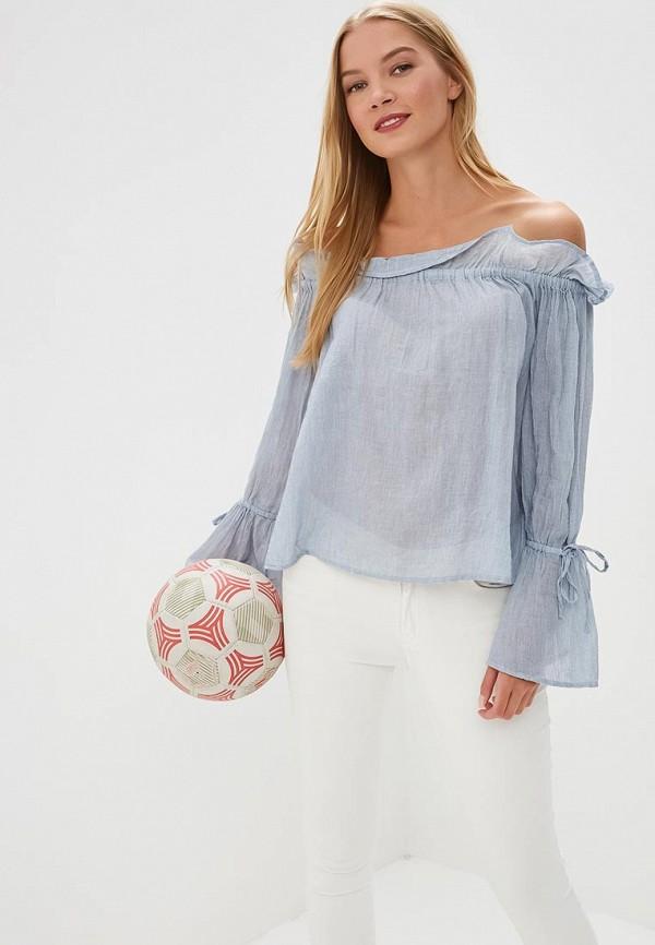 Купить Блуза Colin's, mp002xm23qeu, синий, Весна-лето 2018