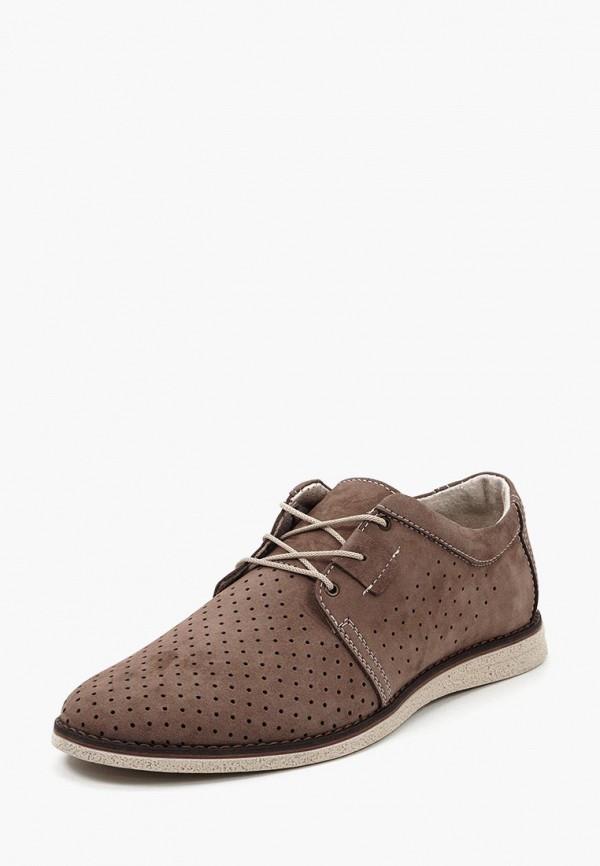 мужские туфли golovin, бежевые