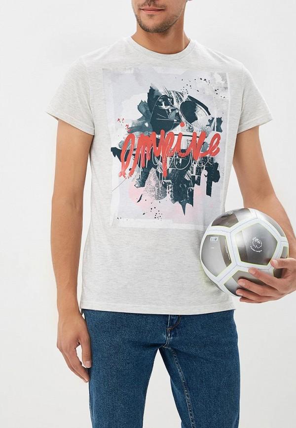 Купить Футболка Твое, MP002XM23QJJ, серый, Весна-лето 2018