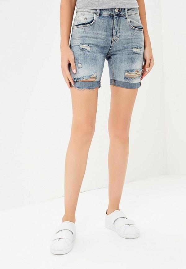 Купить Шорты джинсовые Colin's, mp002xm23qp4, голубой, Весна-лето 2018