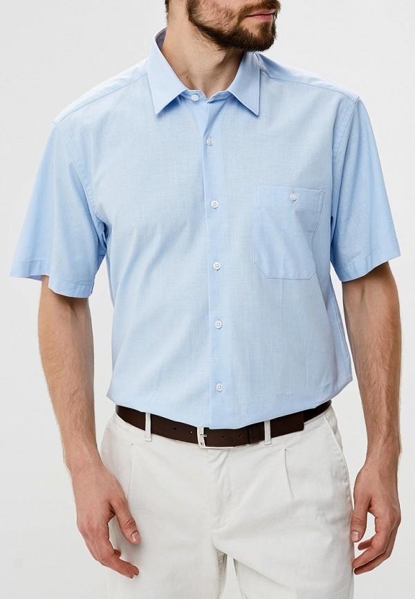 Купить Рубашка Hansgrubber, mp002xm23qqz, голубой, Весна-лето 2018