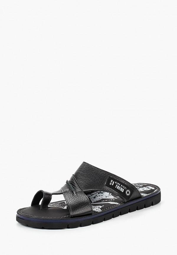 Купить Сандалии Dino Ricci Trend, MP002XM23QSU, черный, Весна-лето 2018