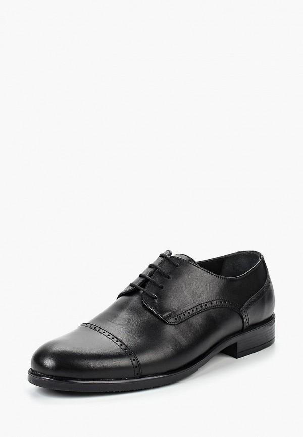 Купить Туфли Alessio Nesca, MP002XM23QWF, черный, Осень-зима 2018/2019