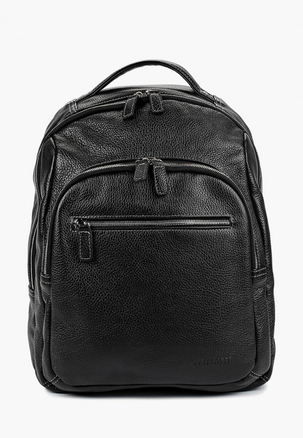 мужской рюкзак franchesco mariscotti, черный