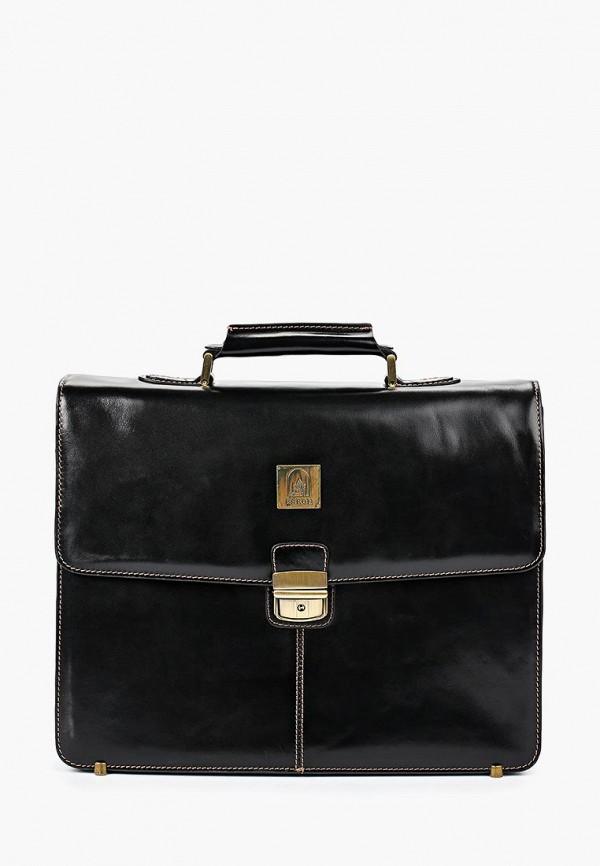 мужская сумка franchesco mariscotti, коричневая