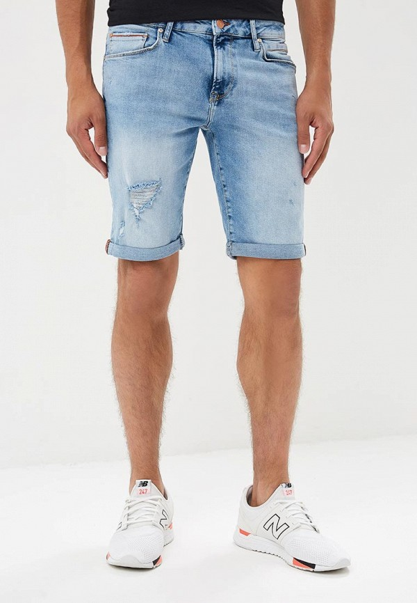 Купить Шорты джинсовые Colin's, mp002xm23rpq, голубой, Весна-лето 2018