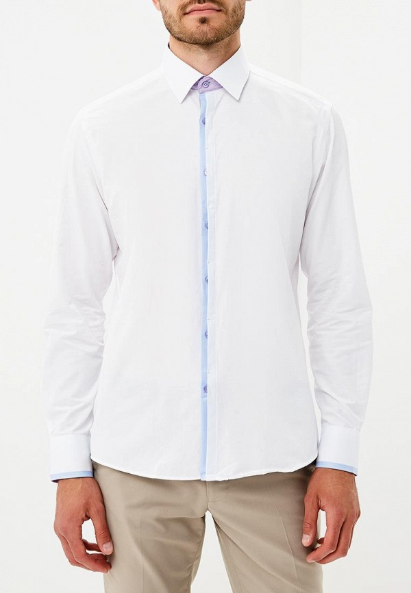 Купить Рубашка Romul&Rem, MP002XM23RW5, белый, Весна-лето 2018