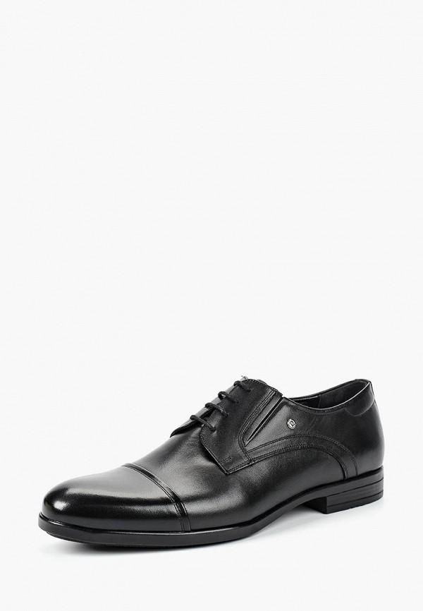 Купить Туфли Pierre Cardin, MP002XM23S6Y, черный, Осень-зима 2018/2019
