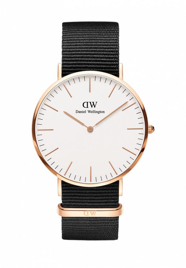 мужские часы daniel wellington, золотые