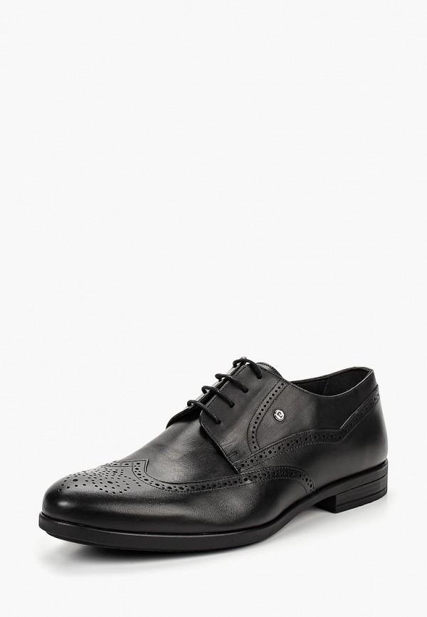 Купить Туфли Pierre Cardin, MP002XM23S9O, черный, Осень-зима 2018/2019