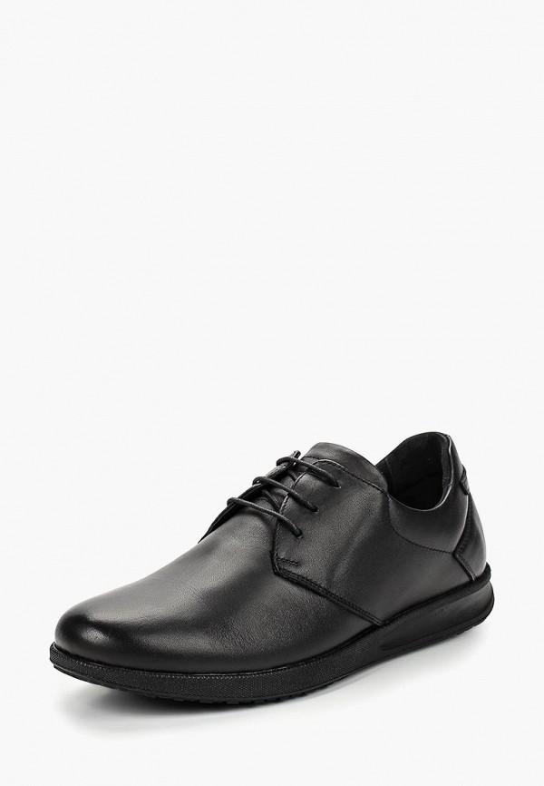 Купить Туфли Alessio Nesca, MP002XM23SAZ, черный, Осень-зима 2018/2019