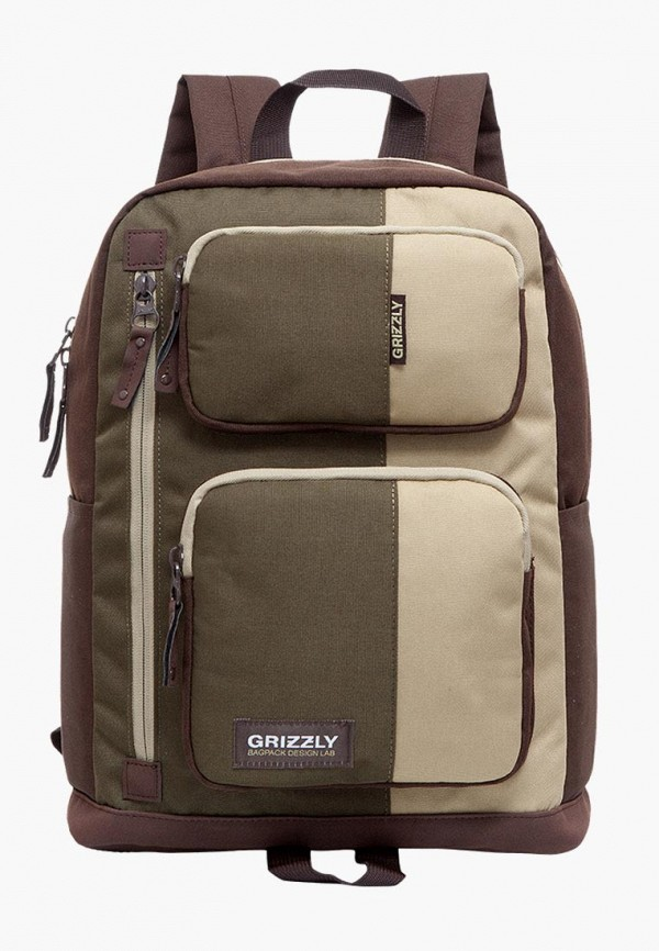 Рюкзак Grizzly Grizzly MP002XM23SB4 рюкзак grizzly grizzly gr015bwsyz44