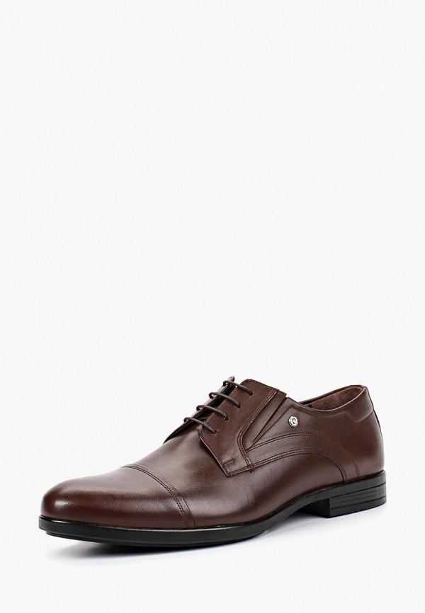 Купить Туфли Pierre Cardin, MP002XM23SN8, коричневый, Осень-зима 2018/2019